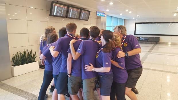 Istanbul Airport Teamwork